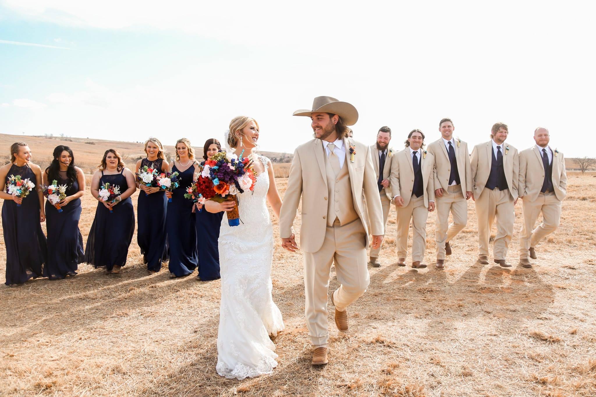 Blair + Corey || Country Wedding