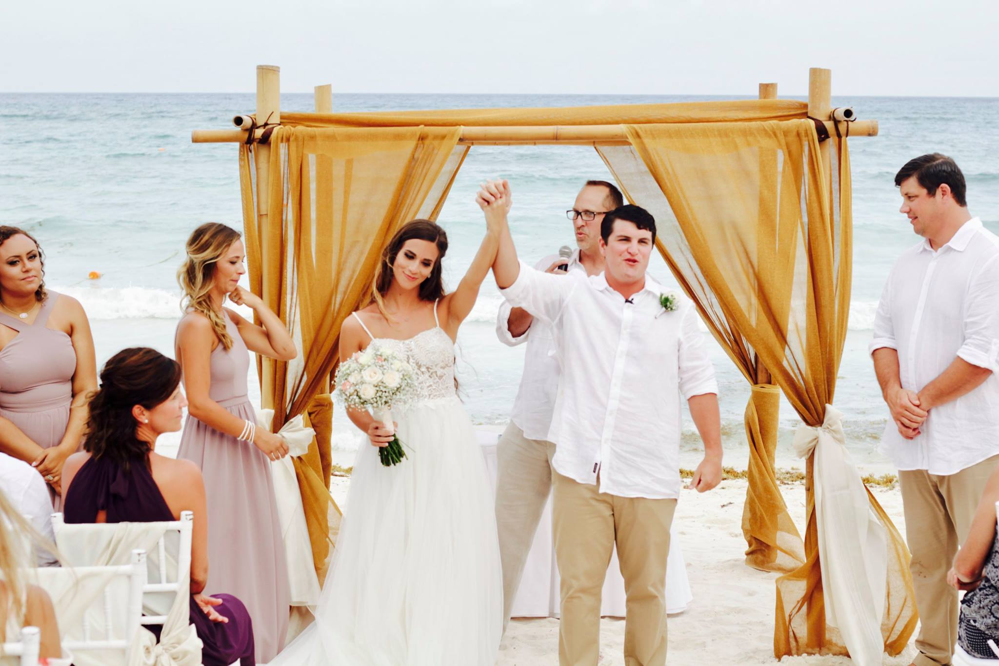 Morgan + John || Destination Wedding